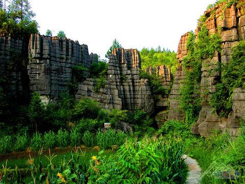 湖北石林风景区