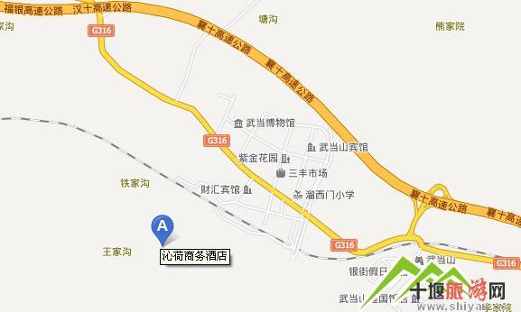 可预订十堰沁河商务宾馆,十堰景点,十堰周边线路,武当山一日游