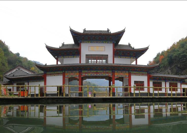 郧西龙潭河风景区地址