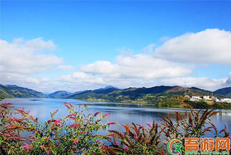 梅花谷、圣水湖、武陵峡休闲二日游