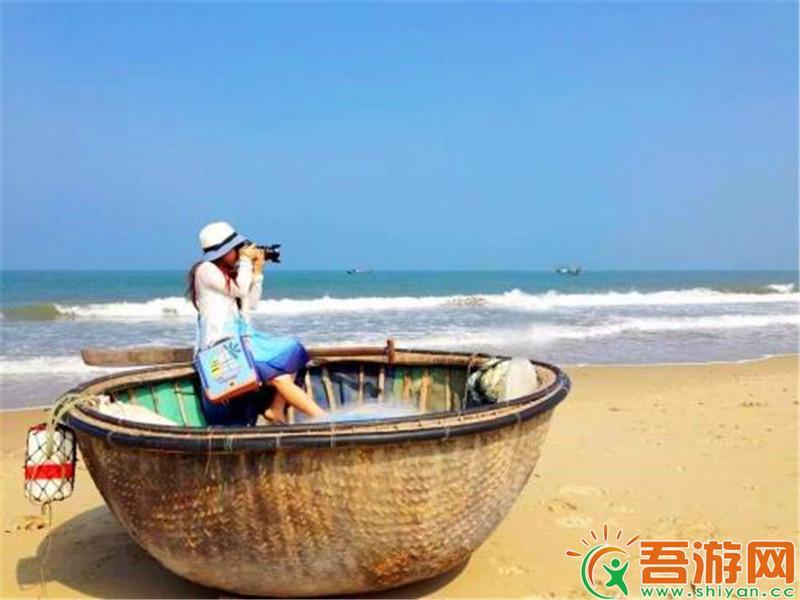 胡志明---西贡遇上美芽湾三飞7天