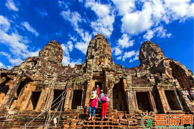 佛光柬影——柬埔寨五日游