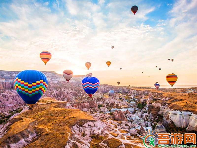 土耳其12天全景浪漫之旅