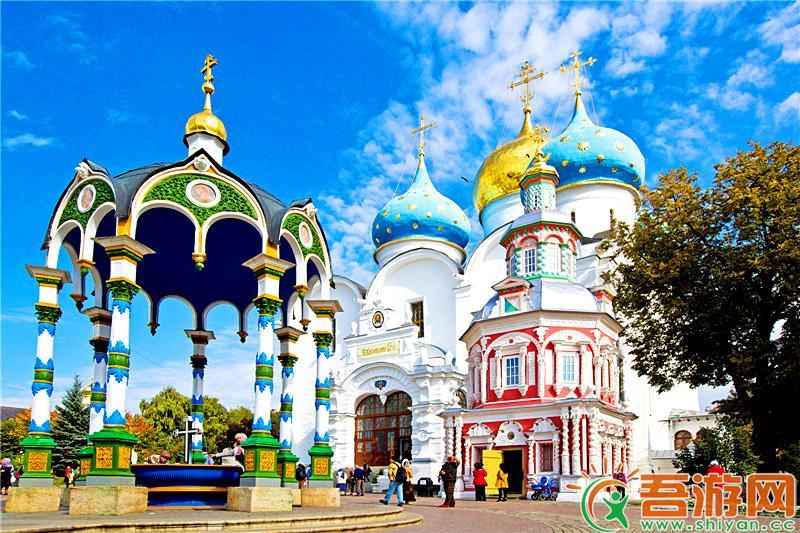 俄罗斯双首都品味三飞8日游