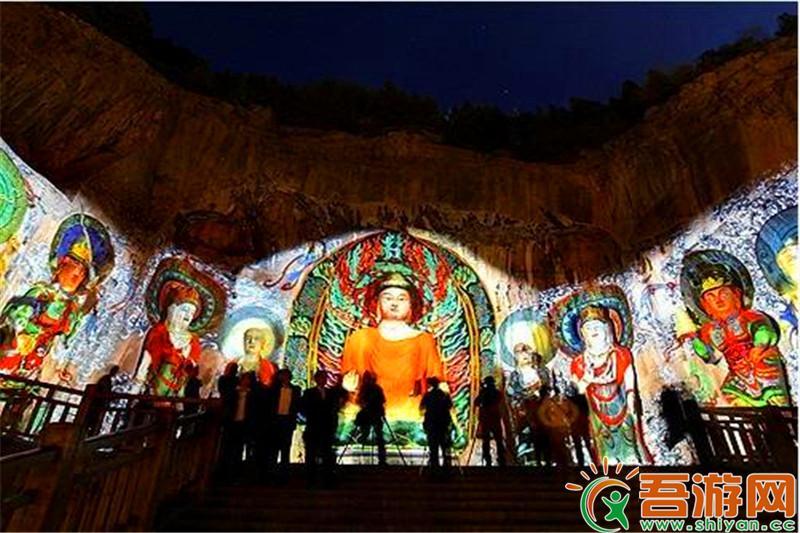 洛阳龙门石窟、牡丹园精华龙8国际电玩城