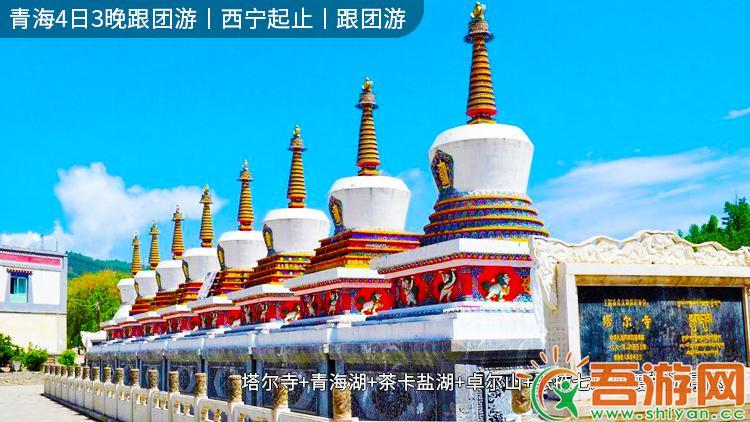 青海4日3晚跟团游,西宁起止,跟团游