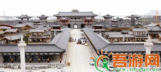 唐城第三届新春庙会